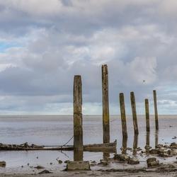 Lost mailboat to Vlieland
