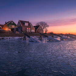 Dutch Winterscapes