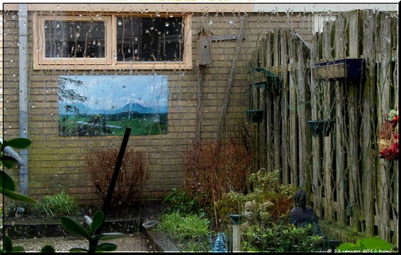 Homeland verweg - Homeland huilt...<br /> Zondag was regendag..<br /> Maudy