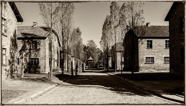 in de hel...van Auschwitz