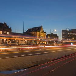Station Groningen 2