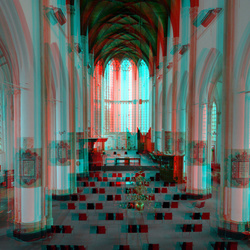 Martinikerk Doesburg Achterhoek 3D