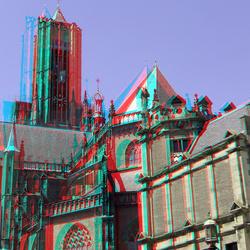 Eusebiuskerk Arnhem 3D