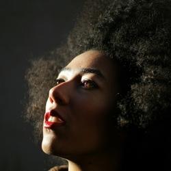 Afro sun