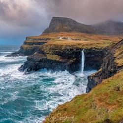 Faroe Bosdalafossur