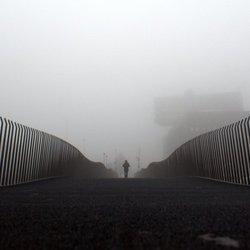 Overbruggen.