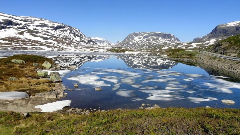 Noorwegen - Een prachtig stukje Noorwegen.