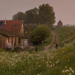 Kollumerpomp - Wester Nieuwkruisland