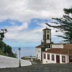 kerk op la Palma