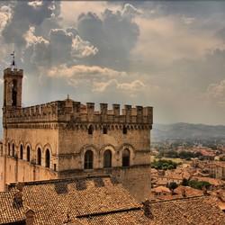 HDR in Gubbio