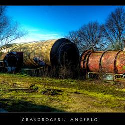 Grasdrogerij Angerlo HDR