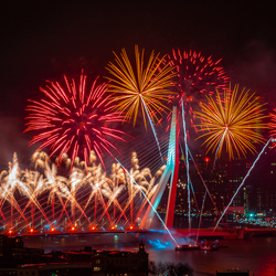 Nationale Vuurwerk Rotterdam
