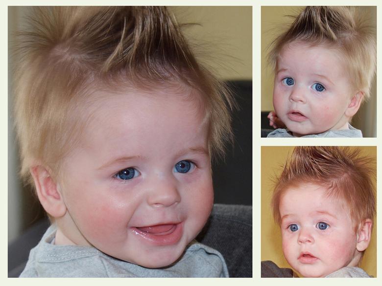 Jordy - <br /> Dit is onze kleinzoon alweer 6mnd oud.<br /> <br /> Gr Ineke