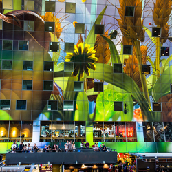 View on the Markthal