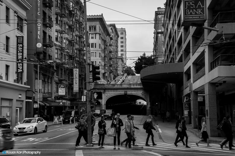 The streets of San Francisco - San Francisco is echt een super relaxte en leuke stad. Tijdens mijn vakantie ben ik er drie dagen geweest maar ik had e