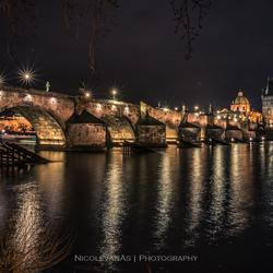 Praag, Charles Bridge