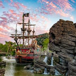 Adventureland Disneyland Parijs