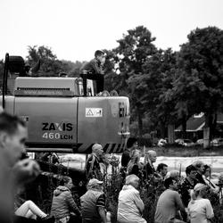 Eerbetoon slachtoffers MH17