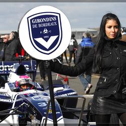 Gridgirl Superleague Formula