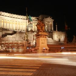 Rome Piazza Venezia Monument Victor Emanuel