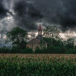 Rotonde kerk Terband