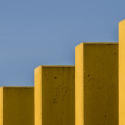 concrete / sky