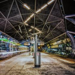Tramviaduct de Netkous - Bezuidenhout, Den Haag