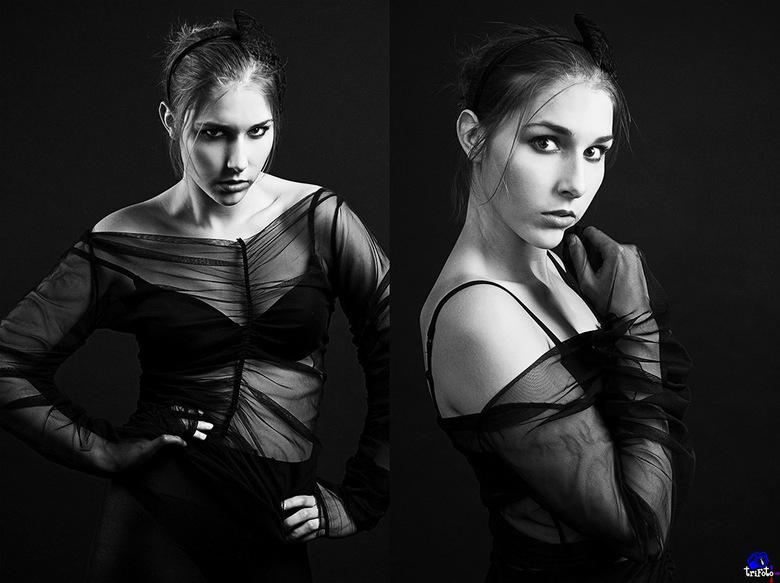Dubbelportret Vera - Vera, 25 april 2012 in studio triFoto Groningen