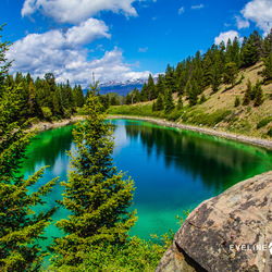 Valley of the Five Lakes - Canada