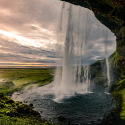 Seljalandsfoss, IJsland