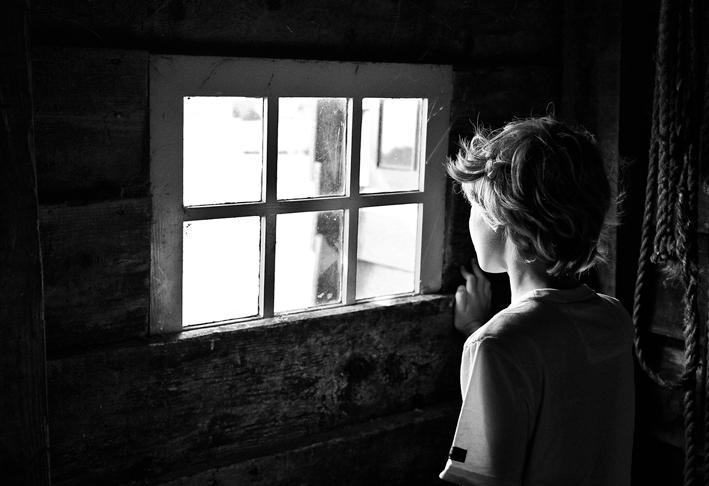 WINDOW - STAREN UIT EEN RAAM