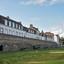 Maastricht stadsmuur Rond 1229 verrees de eerste ommuring