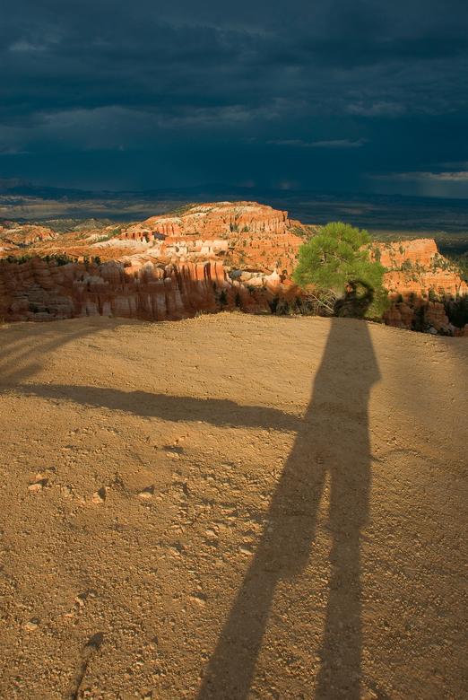 Long shadows - Bryce Canyon NP, USA