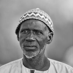 Portret Afrikaanse veehouder