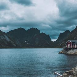 Lofoten cabin