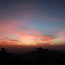 Sri Lanka - Sunrise Horton Plains