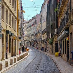 Korte impressie van kleurrijk Lissabon.