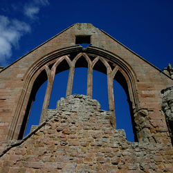 Schotland-Dryburgh Abbey