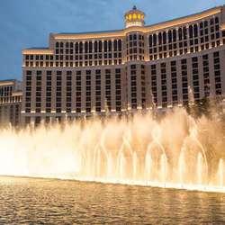 Fountains of Bellagio Las Vegas