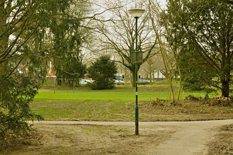 Wandeling in Park Esterveld, foto 4. - Foto gemaakt tijdens een wandeling in het park Esterveld.<br />