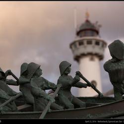 Egmond aan Zee - Vuurtoren
