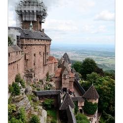 Chateau du Koeningsbourg