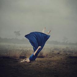 When you fall again