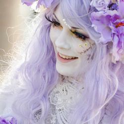 Purple Beauty @ Elfia