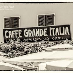 Italiaan cafe.