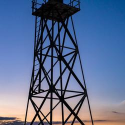Lichttoren op Schokland
