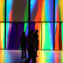 ruimte vol kleur