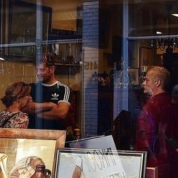 Voorstraat, Franken/antiek