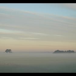 Mistige Morgen