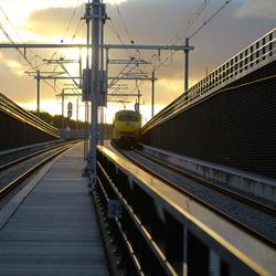 Zondagse trein proefrit